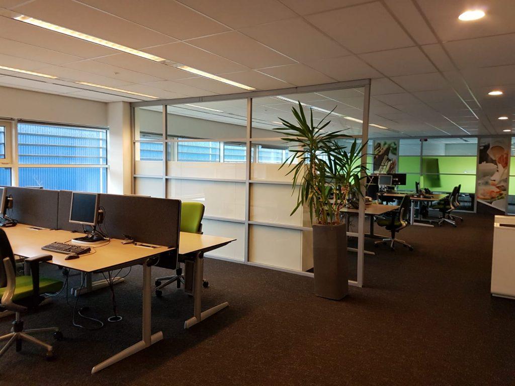 Windforce kantoorwanden